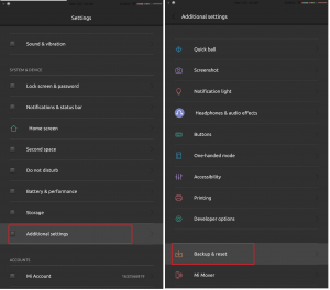 Cara Factory Reset Semua Xiaomi (2)