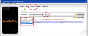 Cara Flash Redmi Note 3 MTK dengan SPFlash Tool (4)