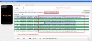 Cara Flash Redmi Note 3 MTK dengan SPFlash Tool (5)