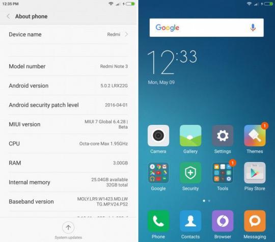 Perbedaan Rom China, Rom Distributor dan Rom Stable Pada HP Xiaomi