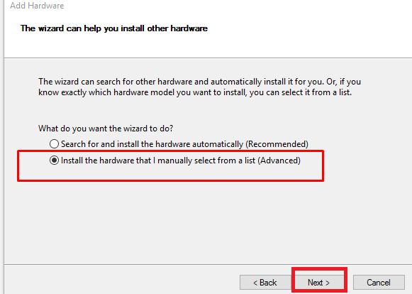 Cara Instal Mediatek USB VCOM Driver (6)