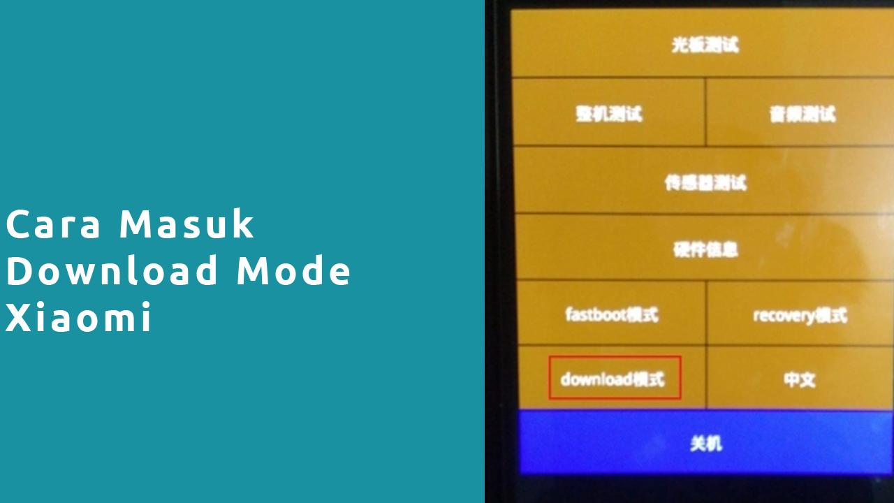 Cara Masuk Download Mode Xiaomi copy