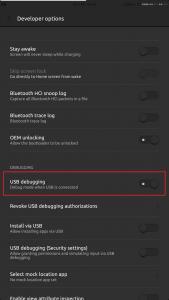 Cara mengaktifkan USB Debugging (5)