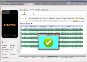 Cara Flash Redmi Note 3 MTK dengan SPFlash Tool (1)
