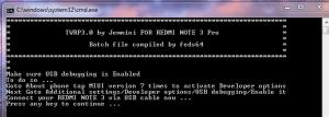 Cara Pasang TWRP Redmi Note 3 MTK (3)