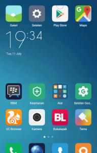 Cara Menyembunyikan Aplikasi Di Hp Xiaomi Android Panduan Xiaomi