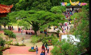 Serunya Liburan di Taman Buah Mekarsari Bogor